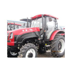 Famous Yto 1204 120 HP 4WD Tractor with CE pictures & photos
