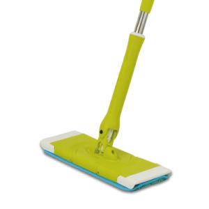 Stainless Steel Handle Microfiber Twist Floor Mop pictures & photos