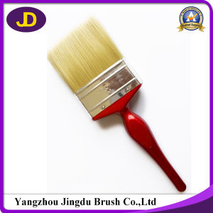 Wooden Handle Cheap Bristle Paint Brushes pictures & photos