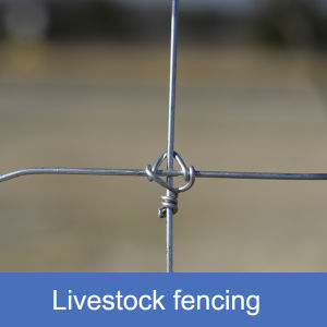 Fixed Knot Livestock Fencing pictures & photos