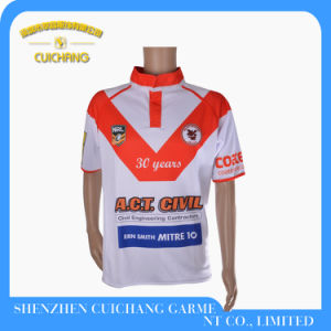 Custom Design Rugby Wear Fw-01 pictures & photos