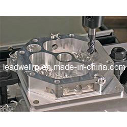 OEM CNC Prototype Machining Aluminum Steel Turned Parts (LW-02366) pictures & photos