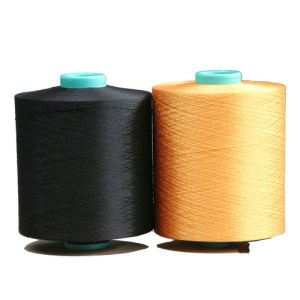 Polyester Drawn Textured Yarn-DTY, 75D 100d 150d 200d 300d 450d 600d