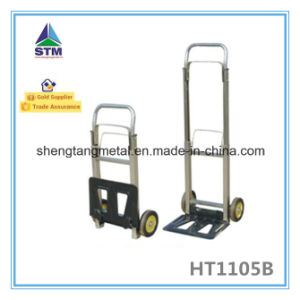 Lightweight Foldable Aluminum Luggage Hand Trolley
