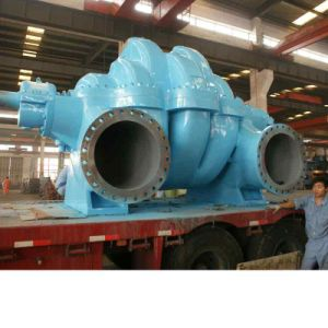 Double-Stage Double-Suction Pump pictures & photos