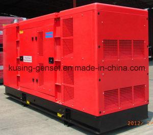 75kVA-687.5kVA Diesel Silent Generator with Vovol Engine (VK31600)