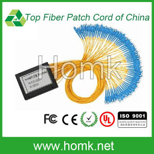 1*64 Optical Fiber Splitter Cassette pictures & photos