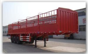 Warehouse Gate Type Tongya Brand Semi-Trailer Cty9408clx for Sale pictures & photos