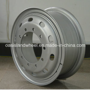 Heavy Duty Truck Wheel Rim (7.50-20, 8.00-20, 8.50-20, 9.00-20, 8.50-24) pictures & photos