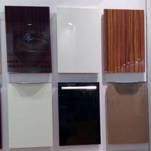 Wood Melamine MDF Kitchen Cupboard (ZH-K21) pictures & photos