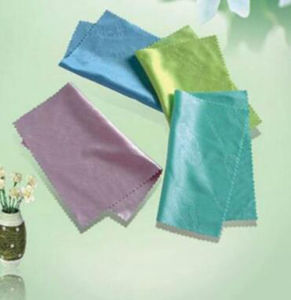 OEM Colorful Viscose Cleaning Cloth pictures & photos