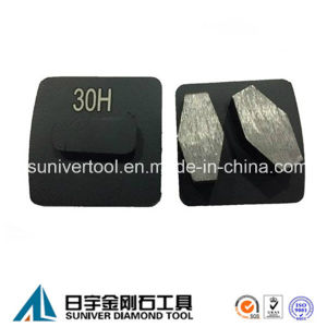 Redi-Lock Quick Change Concrete Metal Grinding Diamond pictures & photos