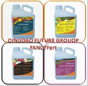 Qfg Liquid Humic Acid Organic Fertilizer pictures & photos