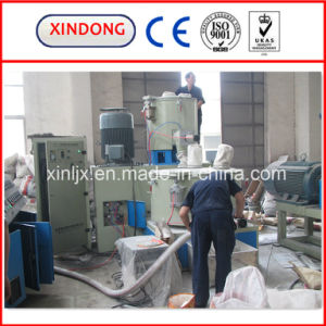Plastic/PVC Mixer/Mixing Machine/ PVC High Speed/ Compounding/Heating/Cooling Mixer (SRLZ) pictures & photos