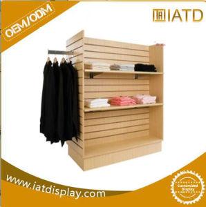 Wooden Garment Store Display Fixtures pictures & photos