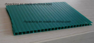 2mm Waterproof Polypropylene Corrugated Sheet PP Flute Board pictures & photos