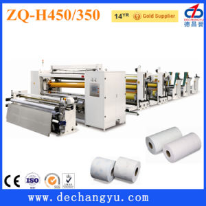 Zq-H450/350 Fully Automatic Toilet Tissue Paper and Kitchen Towels Manufacturing Plant pictures & photos