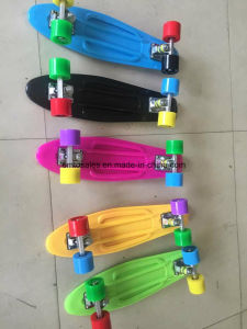 High-Strength PP Penny Skateboard with Bearing (ET-PSY001) pictures & photos