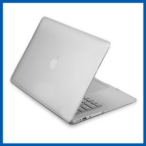 "Clear Rubberized Hard Cases for Apple MacBook PRO 13.3"" pictures & photos"