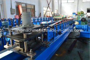 PLC Control 2 - 4m/Min Hydraulic Punching Roll Forming Machine pictures & photos