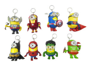 Promotion Building Block Toy Key Chain 3D Key Ring (H8229225) pictures & photos