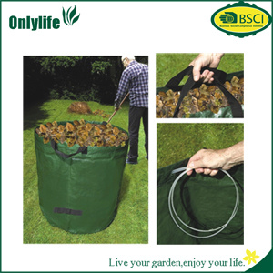 Onlylife Home Garden PE Fabric Reusable Garden Bag pictures & photos