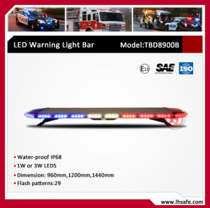 CREE LED Tow Truck Warning Light Bar (TBD8900B) pictures & photos