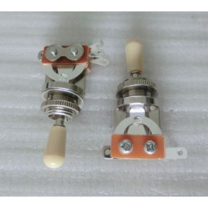 Guitar Parts Open Style 3 Way Toggle Guitar Switch pictures & photos