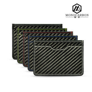 Wholesaler China Supply Real Carbon Fiber Money Clip Business Men Wallet pictures & photos
