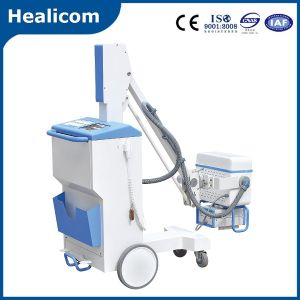 China Supplier Medical Hx-0150 High Frequency Mobile X Ray Equipment with Low Price pictures & photos