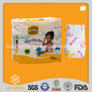 Wholesale Mobee Disposable Baby Nappy pictures & photos