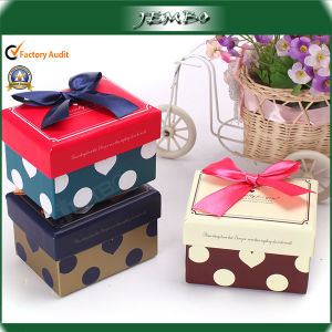 Hot Sale Promotional Cheap Beautiful Delicate Gift Jewelry Box pictures & photos
