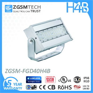 40W LED Flood Light Floodlight Lumiled Luxeon 3030 LED Chip pictures & photos
