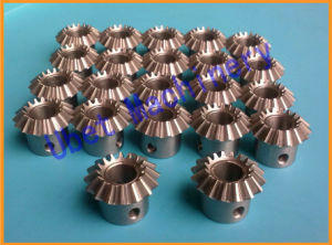 Professional Hobbing Customed Bevel Gear pictures & photos