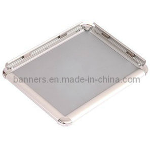 Round Angle and Mitred Angle Aluminium Snap Picture Frame pictures & photos
