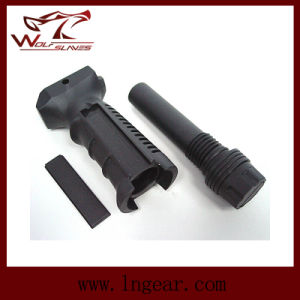 Military Utg Mod II Tactical Qd Foregrip Grip with Pressure Switch pictures & photos