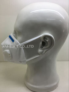 Disposable Non-Woven Dust Mask with Valve pictures & photos