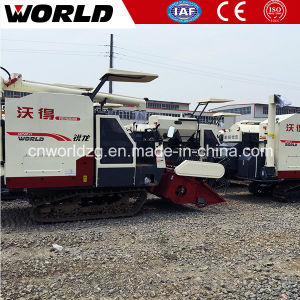 Rice Harvest Threshing Machines with Paddy Track pictures & photos