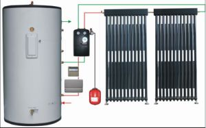 Split Pressurized Solar Hot Water Heater pictures & photos