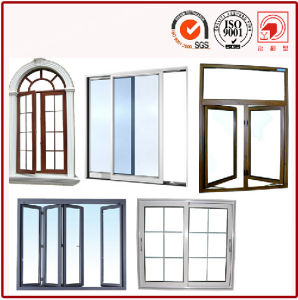 Double Glazing Aluminium French Window pictures & photos