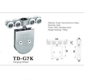 High Quality Stainless Steel Hanging Wheel Td-G7k pictures & photos