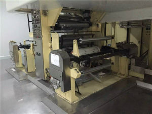 Second Hand Dry Laminator Medium Speed Made in Japan pictures & photos