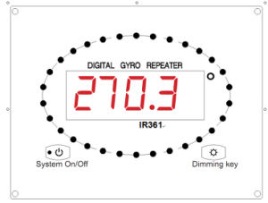 Digital Gyro Repeater pictures & photos