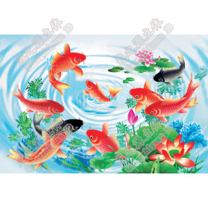 Large 3D Lenticular Decorative pictures & photos