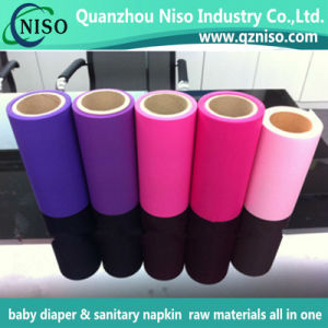 Sanitary Napkin PE Casting Film with Ls-Pcf0812 pictures & photos