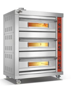Practical Gas Bakery Oven (303QI) pictures & photos