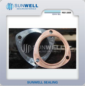 Copper Exhaust Gasket Sunwell China pictures & photos