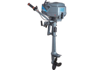 3.6HP Outboard Marine Motor 2 Stroke Gasoline Marine Engine Outboards Small Motor pictures & photos