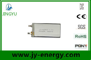 Square Lithium Battery Li-Polymer Battery for Bluetooth Stereo