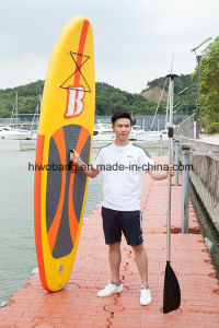 Weihai Inflatable Sup Paddle Surf Board pictures & photos